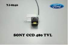 Штатная камера заднего вида для FORD ECOSPORT 2013