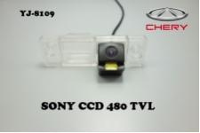 Штатная камера заднего вида для CHERY QQ , X1