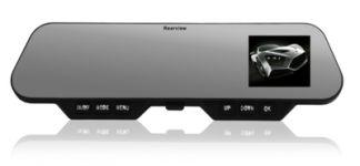 Зеркало заднего вида + HD DVR